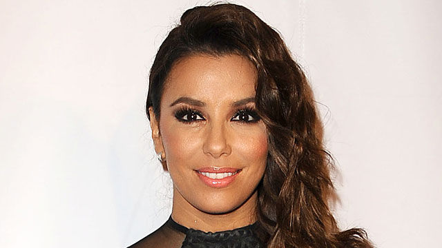 News video: Eva Longoria Gets Animated